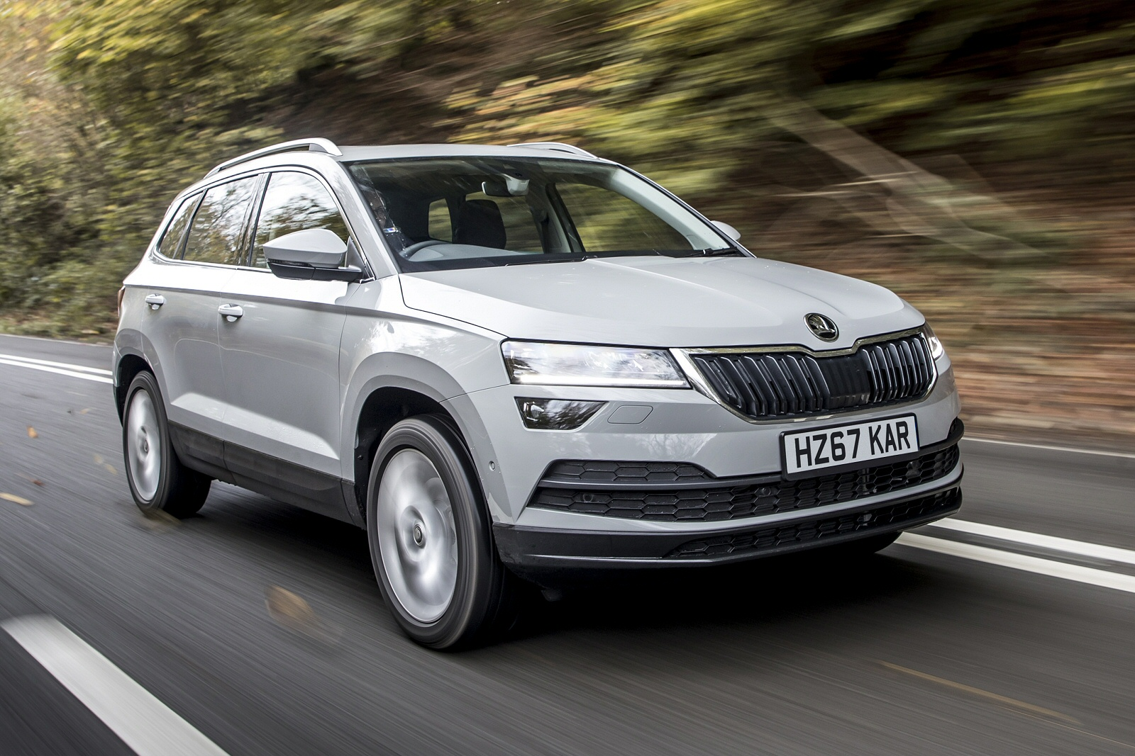 new skoda karoq 1 5 tsi se technology 5dr dsg petrol estate for sale bristol street. Black Bedroom Furniture Sets. Home Design Ideas