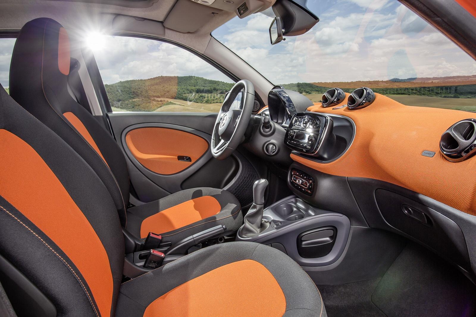 New Smart Forfour Hatchback 1 0 Prime 5dr Auto Petrol Hatchback For
