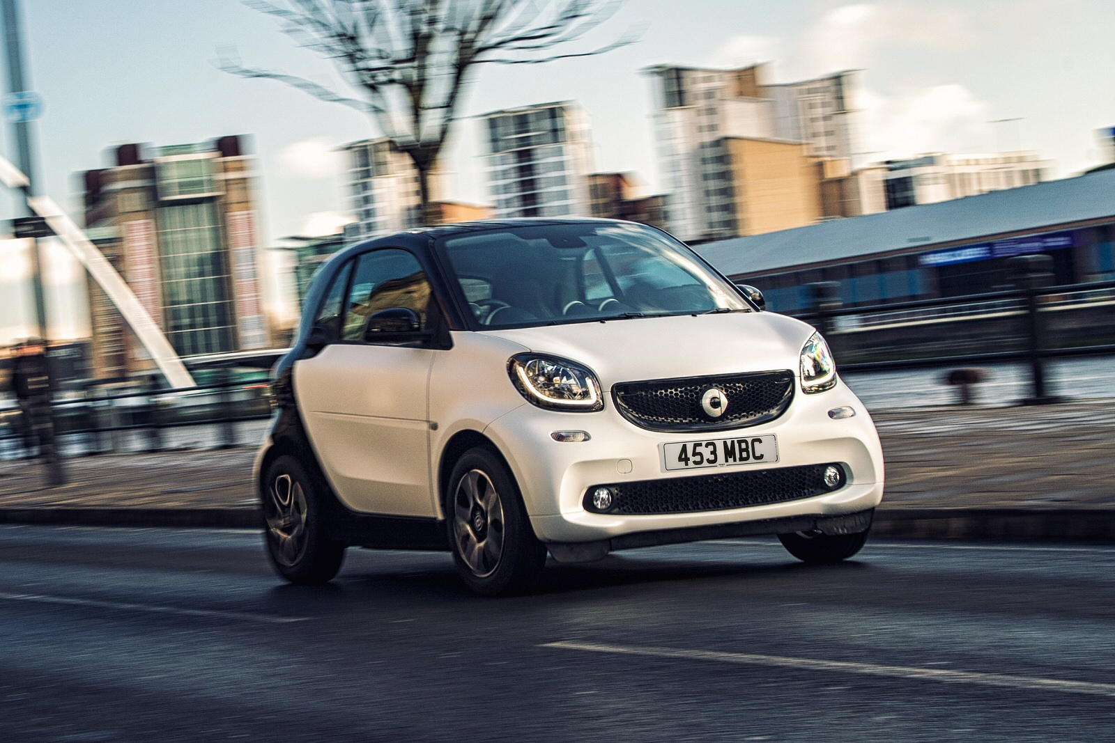New smart fortwo coupe 1 0 prime 2dr petrol coupe for sale for Prime motor cars mercedes benz