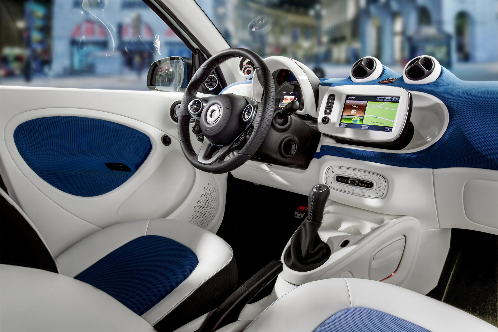 New Smart Fortwo Coupe 1 0 Prime Premium 2dr Petrol For Vertu Mercedes Benz