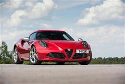 Car review: Alfa Romeo 4C