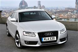 Car review: Audi A5 Coupe (2007 - 2011)