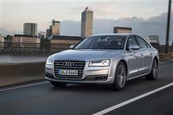 Car review: Audi A8 3.0 TDI quattro