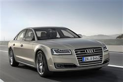 Car review: Audi A8 4.2 TDI quattro