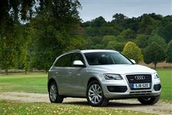Car review: Audi Q5 (2008 - 2012)