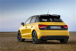 S1 Tfsi Quattro Competition Nav 5Dr Petrol Hatchback