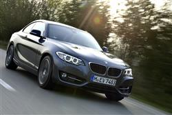 Car review: BMW 220d Coupe