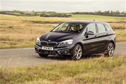 Car review: BMW 2 Series Active Tourer
