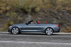 BMW 4 SERIES CONVERTIBLE 428i SE 2dr [Business Media]