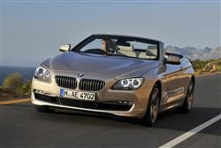 Car review: BMW 640i Convertible