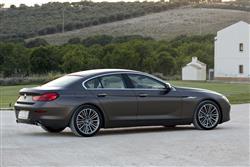 BMW 6 SERIES GRAN DIESEL COUPE 640d M Sport 4dr Auto
