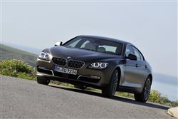 Car review: BMW 6 Series Gran Coupe 640d