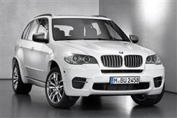 Car review: BMW X5 M50d