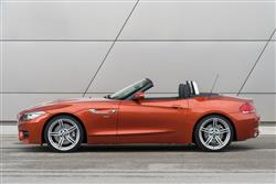 Car review: BMW Z4 sDrive 35is