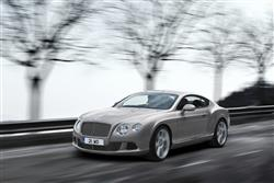 Car review: Bentley Continental GT (2003 - date)