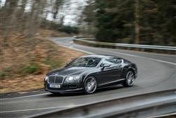 BENTLEY CONTINENTAL GT COUPE 6.0 W12 [635] Speed 2dr Auto