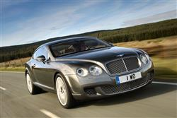 Car review: Bentley Continental GT (2003 - 2010)