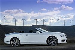 BENTLEY CONTINENTAL GTC CONVERTIBLE 6.0 W12 [590] Mulliner Driving Spec 2dr Auto