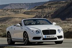 Car review: Bentley Continental GTC