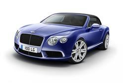 Car review: Bentley Continental GT Convertible V8