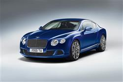 Car review: Bentley Continental GT Speed
