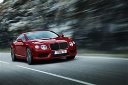 BENTLEY CONTINENTAL GT COUPE 4.0 V8 2dr Auto
