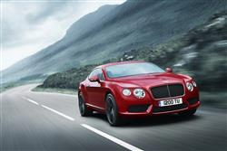 Car review: Bentley Continental GT V8