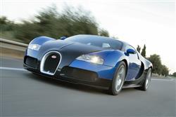 Car review: Bugatti Veyron