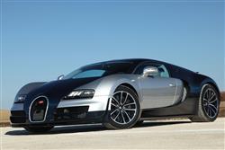 Car review: Bugatti Veyron Super Sport