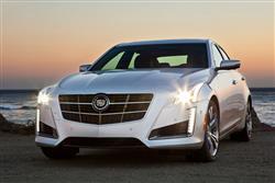 Car review: Cadillac CTS range