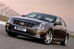 Car review: Cadillac STS