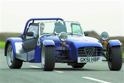 Car review: Caterham Roadsport SV Range