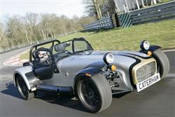 Car review: Caterham Seven Sigma 150bhp range