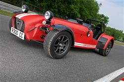 Car review: Caterham Superlight R300