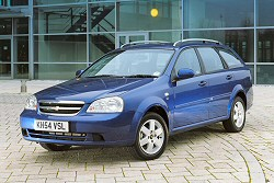 Car review: Chevrolet Lacetti Station Wagon (2005 - 2011)