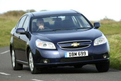 Car review: Chevrolet Epica (2007 - 2010)