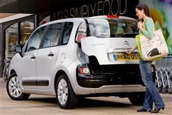 Car review: Citroen C3 Picasso - A Practical Choice?