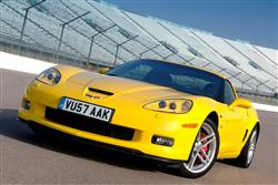Car review: Corvette Z06
