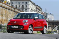 Car review: Fiat 500L 1.3 Multijet
