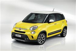 Car review: Fiat 500L Trekking