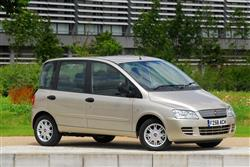 Car review: Fiat Multipla range (2004-2011)