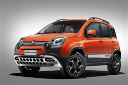 Car review: Fiat Panda Cross