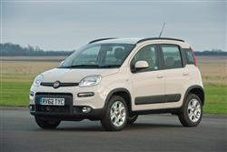 Car review: Fiat Panda Trekking