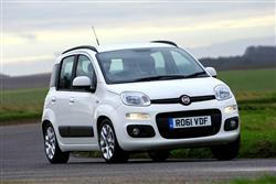 Car review: Fiat Panda 0.9 TwinAir 85bhp