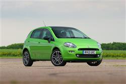 Car review: Fiat Punto 1.3 Multijet
