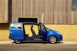 1.0 Ecoboost 125 Zetec 5Dr Petrol Hatchback