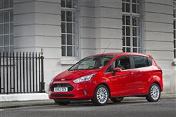 Car review: Ford B-MAX 1.4