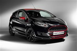 FORD FIESTA HATCHBACK SPECIAL EDITIONS 1.0 EcoBoost 140 Zetec S Red 3dr