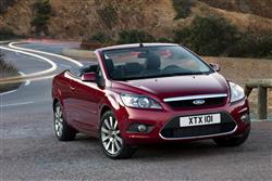 Car review: Ford Focus Coupe-Cabriolet (2006 to date)