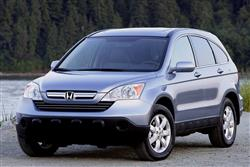 Car review: Honda CR-V (2006 - 2009)